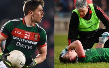 Mayo suffer double injury blow ahead of relegation crunch match