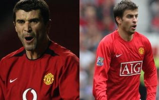 """""""I nearly shit myself"""" – Gerard Pique reveals terrifying run-in with Roy Keane at Manchester United"""
