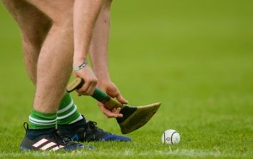 Can you name the hurling county's current number one free-taker?