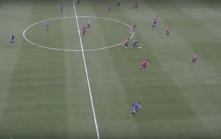 Lionel Messi scores outrageous solo goal in Argentina training