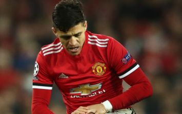 Alexis Sanchez admits to 'mental exhaustion' after difficult start to Manchester United career