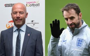 Alan Shearer made a very good point about England's team to play Holland