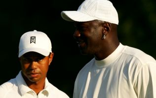 Why Tiger Woods was warned to stay away from Michael Jordan