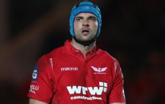 Tadhg Beirne moves to number eight as Scarlets name team to face Leinster