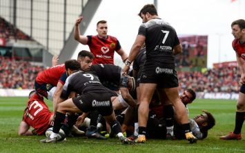 Conor Murray produces a moment of genius to stun Toulon
