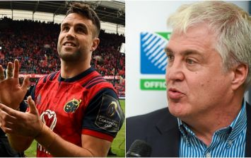 Stuart Barnes completely misses the point about Conor Murray's try