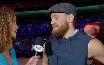 Conor McGregor suggests Nate Diaz trilogy should be for new UFC belt