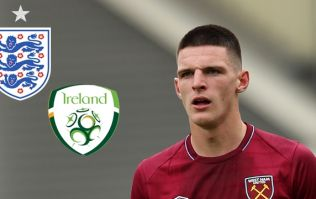 Sky Sports claim Declan Rice has decided to play for England