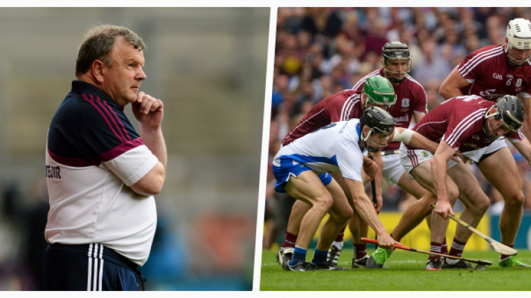 One of Galway's most influential stars never made the minor squad