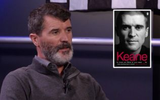 "Roy Keane says he ""regrets"" his first autobiography and it was a ""mistake"""