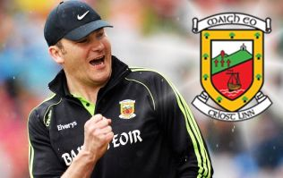 James Horan is back with five man backroom team