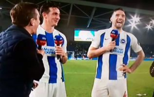 Shane Duffy absolutely loved Gary Neville's post-match suggestion