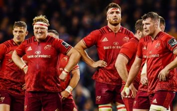 Peter O'Mahony stands up for Stephen Archer after his late, silly decision