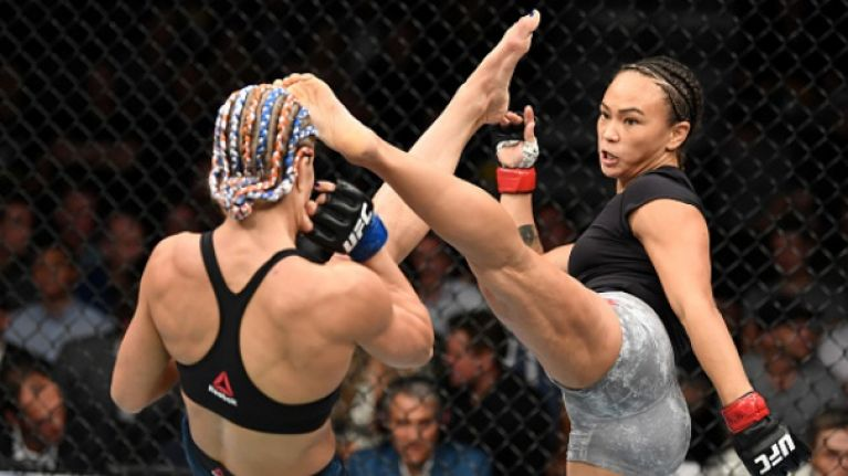 Image result for michelle waterson ufc