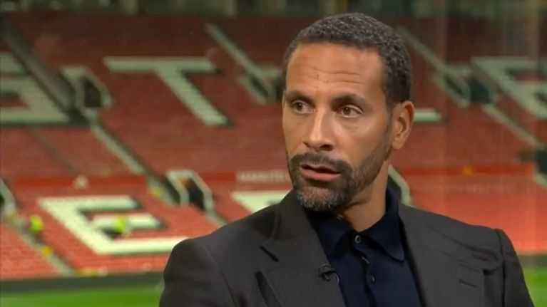 """Rio Ferdinand claims there is """"no way back"""" for Eric Bailly at Manchester United"""