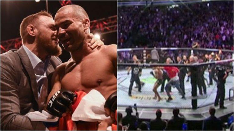 Conor McGregor's training partner won't get chance to exact revenge on sucker-puncher