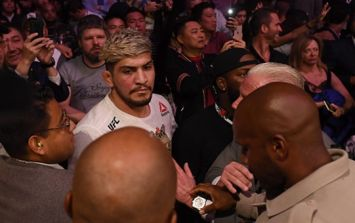 Dillon Danis wants to fight former UFC champion for claiming he hides behind McGregor