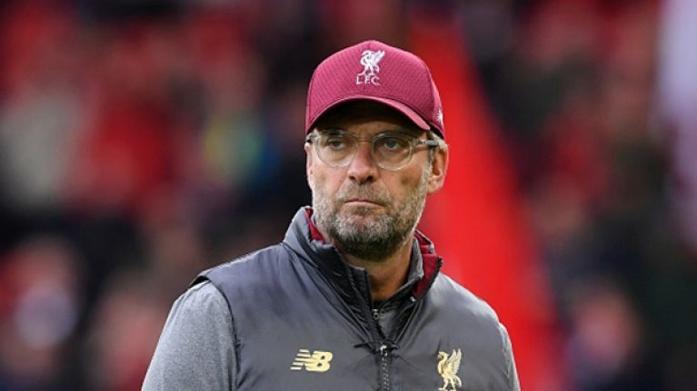 Liverpool manager Jurgen Klopp slams Uefa Nations League