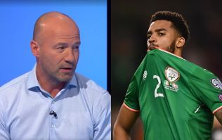 Alan Shearer was heavily critical of Cyrus Christie on Match of the Day