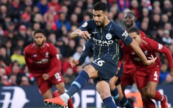 Liverpool coach's trick for Mahrez penalty was so simple and so effective