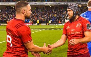 Munster facing scrum-half dilemma after Alby Mathewson injury