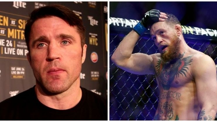 Chael Sonnen gives Conor McGregor a pass for swinging at Khabib's cousin