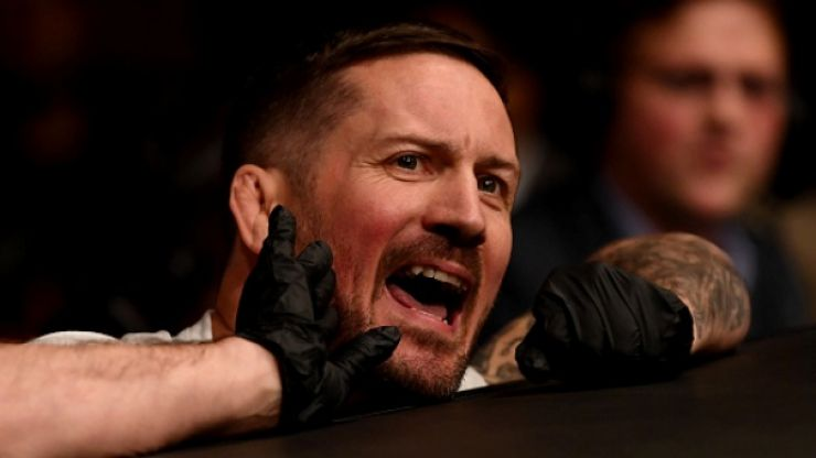 John Kavanagh dissects Conor McGregor's loss at UFC 229