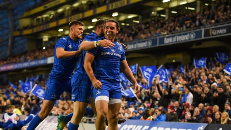 Analysis: James Lowe has become indispensable and Leinster's ever improving defence