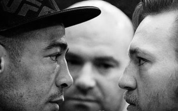 Former featherweight champ Jose Aldo wants Conor McGregor rematch