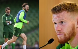 """As long as he's here, he's got my full backing"" - James McClean speaks about Harry Arter's return to the Ireland squad"