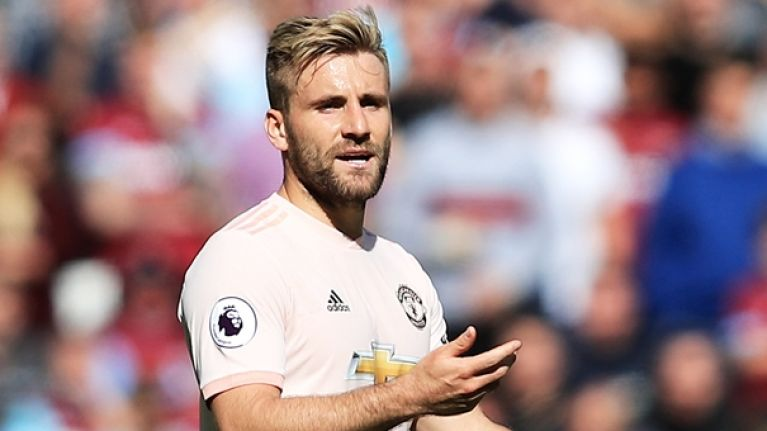Luke Shaw's post-match comments after West Ham performance are spreading like wildfire