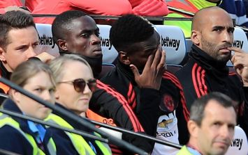 Pogba's four-word response to reporters after West Ham game spoke volumes