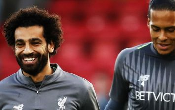 Van Dijk has his say on Salah's loss of form
