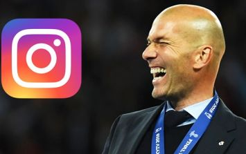 Zidane to recruit Instagram's biggest marmite to coaching staff at United if he gets job