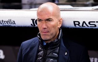It doesn't sound like Zinedine Zidane is interested in becoming the next Man United manager