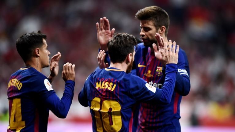"""Lionel Messi and Gerard Pique reportedly suffer """"complete breakdown in relationship"""""""