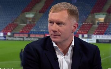 Paul Scholes labels Jose Mourinho an 'embarrassment' to Manchester United