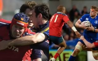 Luke Fitzgerald and Alan Quinlan pick their Munster and Leinster combined XV