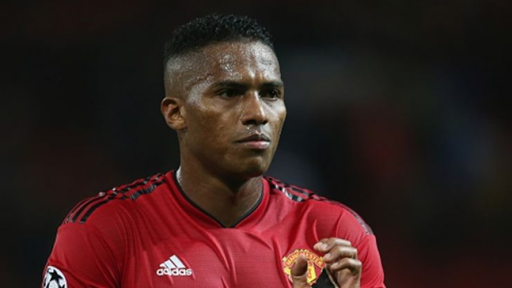 Antonio Valencia may leave Man United for rival club, says agent