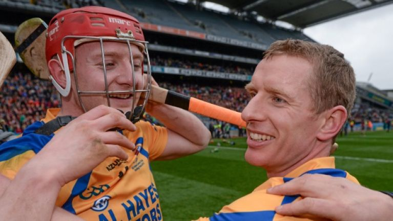 Ollie Canning believes it is hard to look past brother Joe for Hurler of the Year