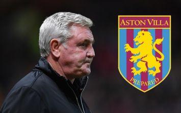 Steve Bruce has been sacked by Aston Villa
