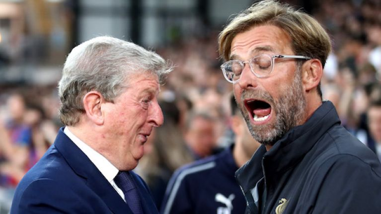 Roy Hodgson's Liverpool v Napoli team shows how far they've come