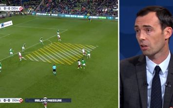 Ireland legends highlight the team's issues in revealing analysis clip