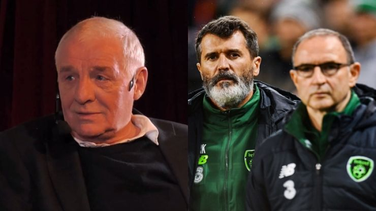 """""""Embarrassing nonsense"""" - Eamon Dunphy takes aim at O'Neill after Denmark draw"""