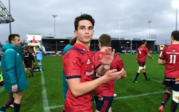 Ronan O'Gara says there are 'Messi like' expectations on Joey Carbery