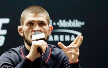 Khabib Nurmagomedov believes UFC planned Conor McGregor's bus attack