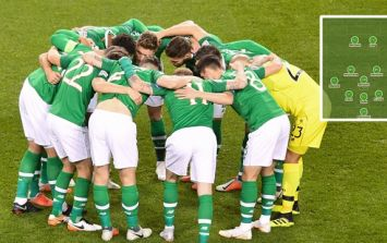 The Ireland team that should play against Wales in Dublin