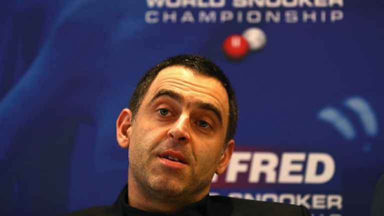 Ronnie O'Sullivan blasts England Open venue and claims it smells of urine