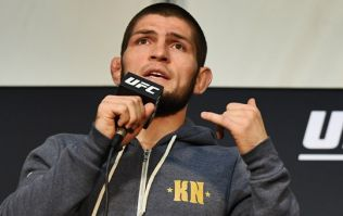 Khabib lays down unequivocal demand to fight Floyd Mayweather