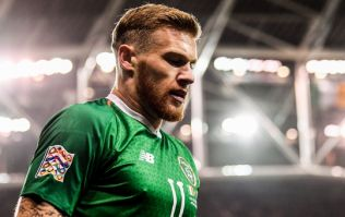 James McClean 'was looking at an injection to see if he could play' Wales